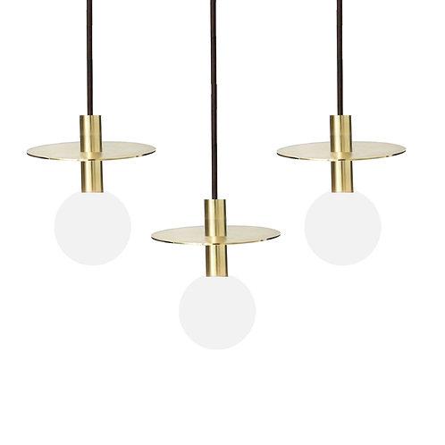 Brella Pendant Lamp (Gold)