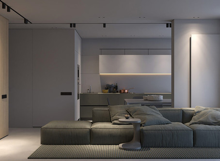 How To Light A Minimalist Interior.