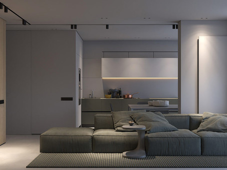 How To Light A Minimalist Interior.