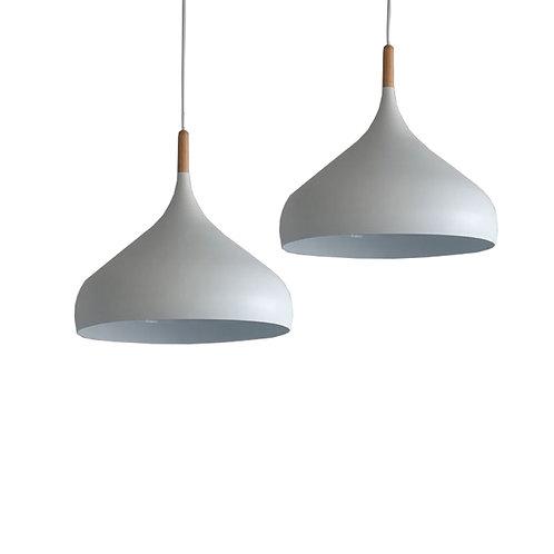Hershey Pendant Lamp (White)