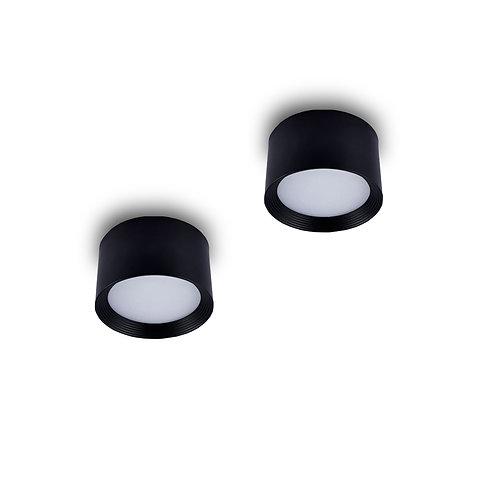 Cassey Ceiling Lamp (Black)