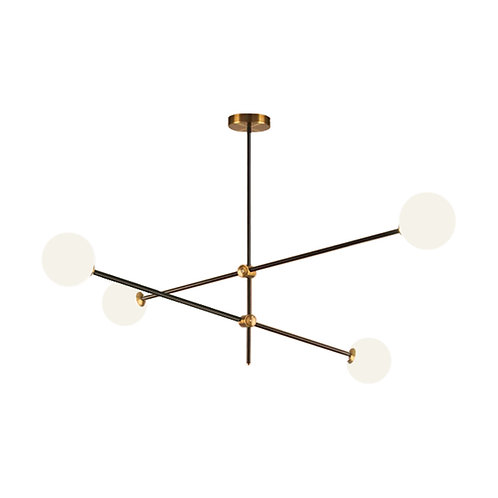 Kostbar Pendant Lamp (4 bulbs)