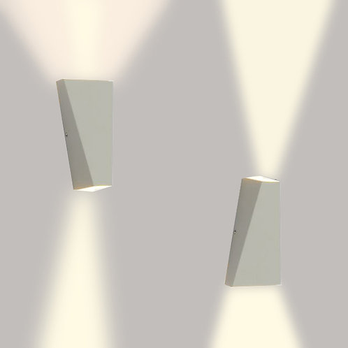 Geomix Wall Lamp (White)