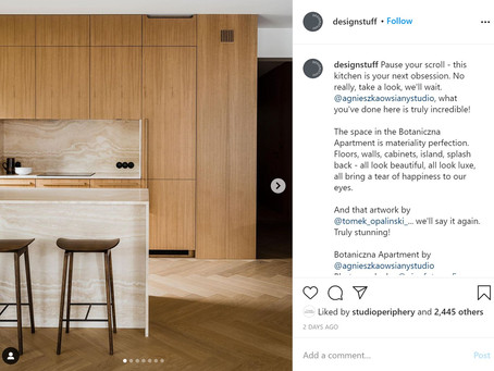 10 Stylish Instagram Accounts You Must Follow For Interiors Inspiration.