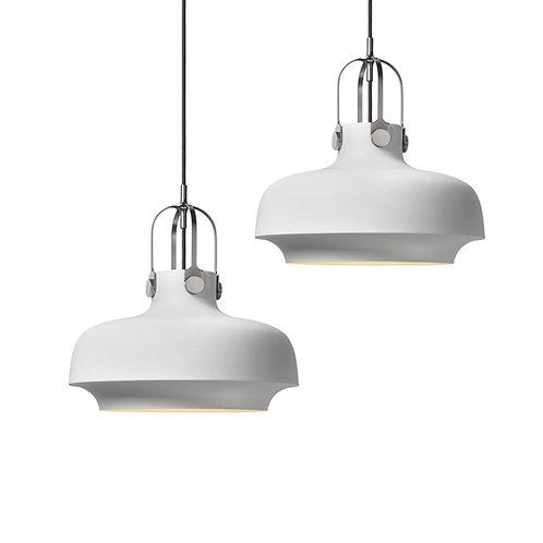 Finn Pendant Lamp (White)