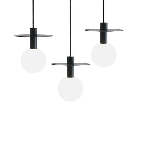 Brella Pendant Lamp (Black)