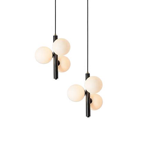 Alba Pendant Lamp (Black)