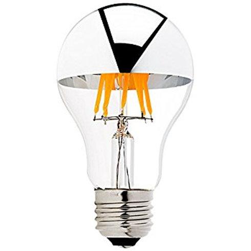 Anti-Glare Silver Tip LED Bulb