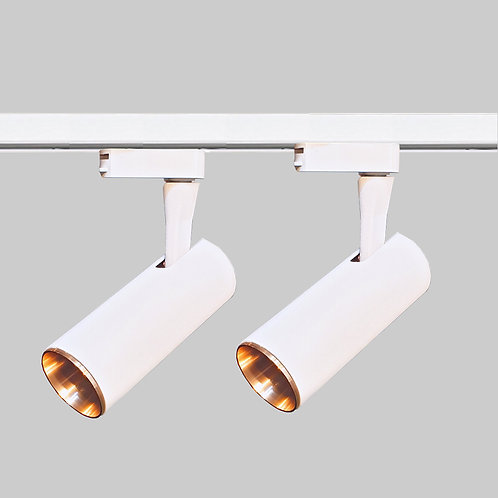Ambre LED Tracklight (White)