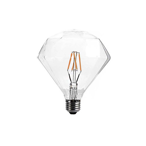 LED Edison Bulb (Diamond)