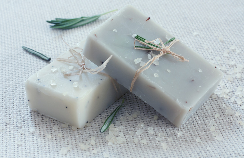 Soap for a wedding favor in New Jersey