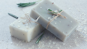 Organic, GORGEOUS, Homemade Soap #recipe