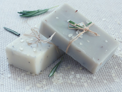 How to make coconut soap with used kitchen oil
