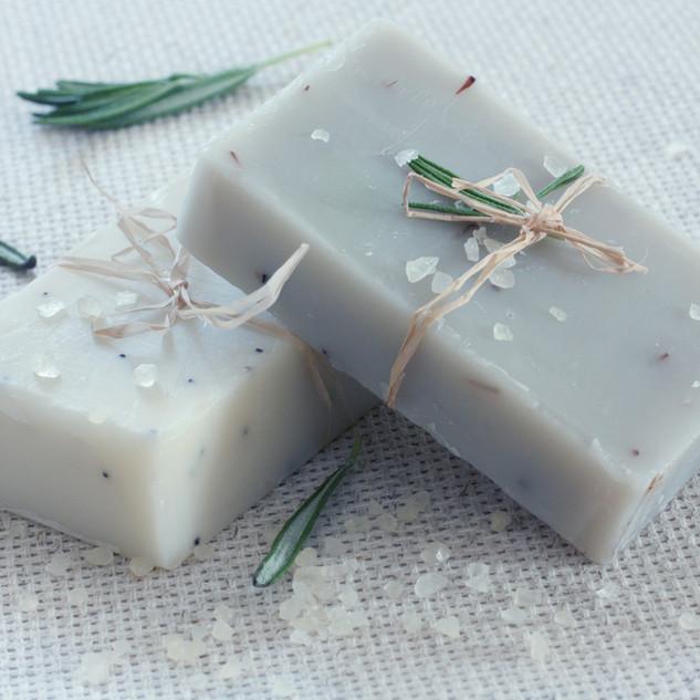 Mýdlo a bylinky