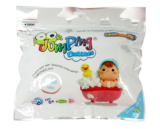 100g Jumping Clay Bubbles