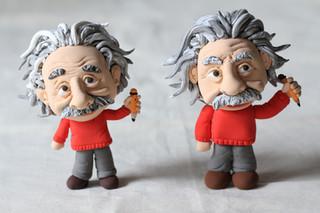 Einstein Figurines