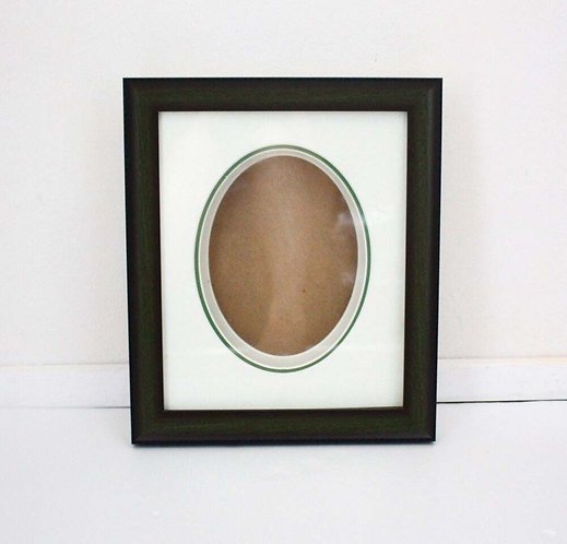 Photo Frame - Dark Green