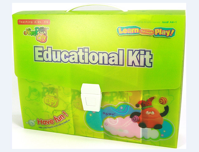 Jumping Clay Educational Kit