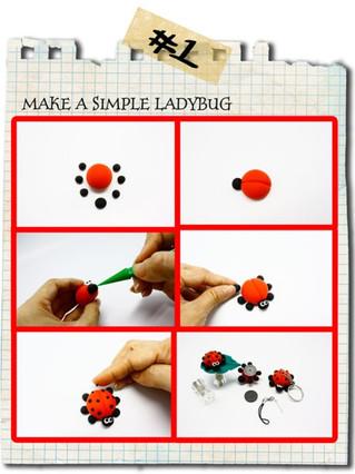 Make a Simple Lady Bug