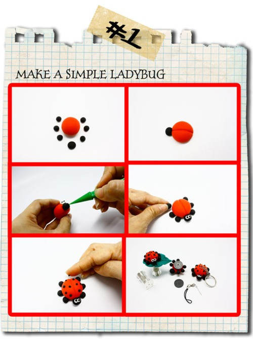 Making a Simple Lady Bug