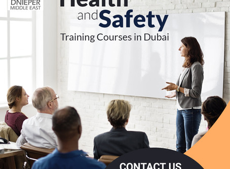 Benefits Of Organizing Health And Safety Training Courses At Your Workplace