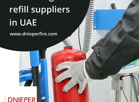 Ultimate Guide to Fire Extinguisher Refill Suppliers