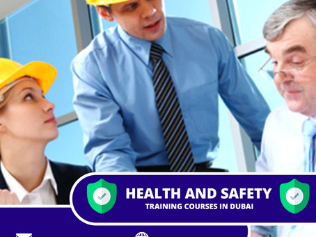 Why You Should Study Health And Safety Training Course?