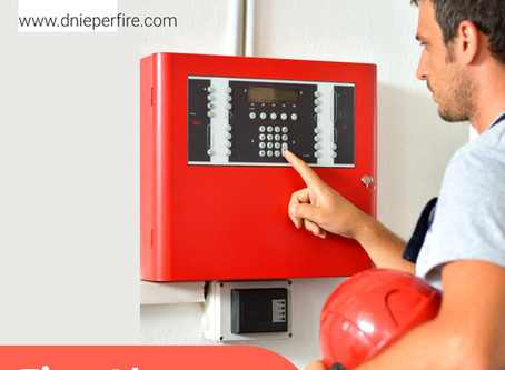 Installing Fire Alarm Systems – Important Points To Keep In mind