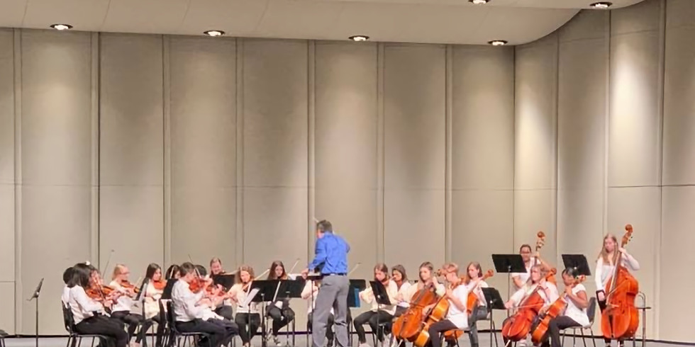 Middle School Contest Preview Concert