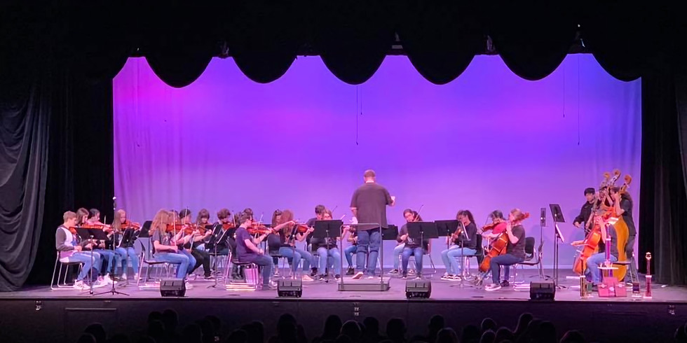 ORMS/SMS Spring Concert