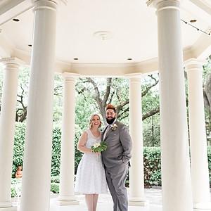 Taylor & Ryan's St. Charles Avenue Wedding