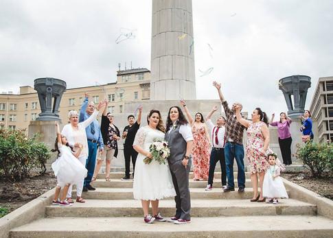 streetcar wedding 23
