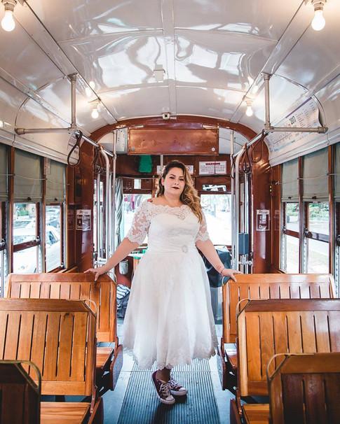 streetcar wedding 25