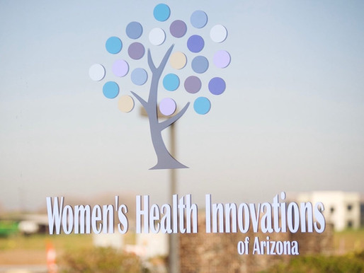 Why Women's Health Innovations of Arizona Exists.