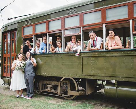 streetcar wedding 24