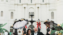 Jonathan & Melanie:  a 9/11 Firefighter's New Orleans Wedding