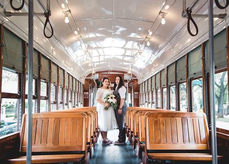 streetcar wedding 13