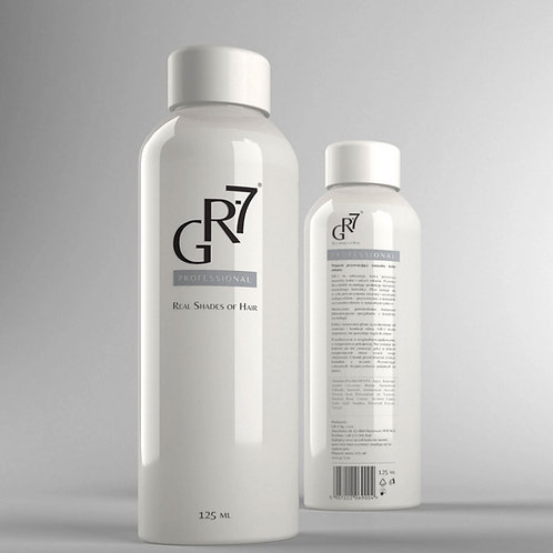 Producto natural anti canas, tinte