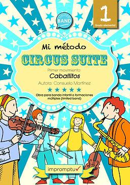 Caballitos, Circus Suite, Material complementario, Lenguaje Musical