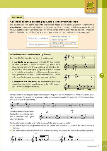 Lenguaje Musical, Teoría Musical, Solfeo, Mi Método, Impromptu Editores