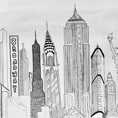 Comic Book City
