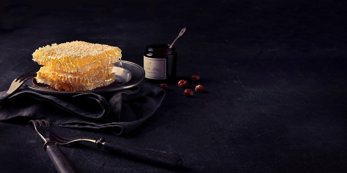 Kotimainen artesaani hunaja
