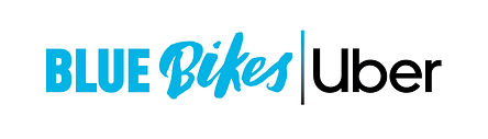 Uber - Blue Bikes logo combination - 16.