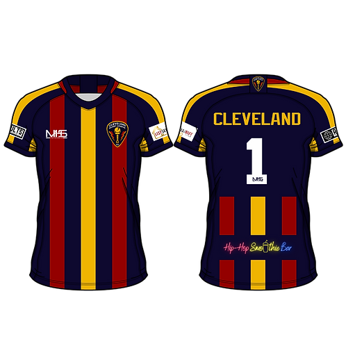 Cleveland #1 Jersey - August Shipment