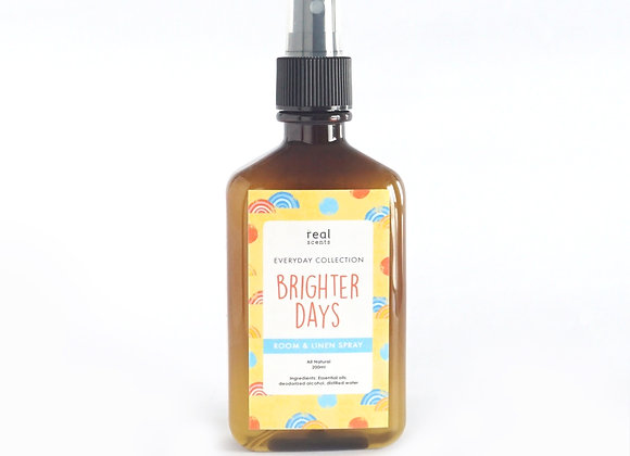 Brighter Days Room and Linen Spray 200ml