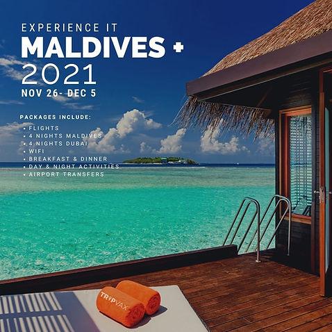 TripVAX Signature Experience_Maldives_Plus 2021