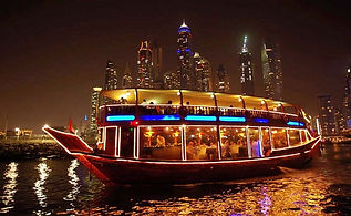 Things to do in Dubai - Dhow Cruise