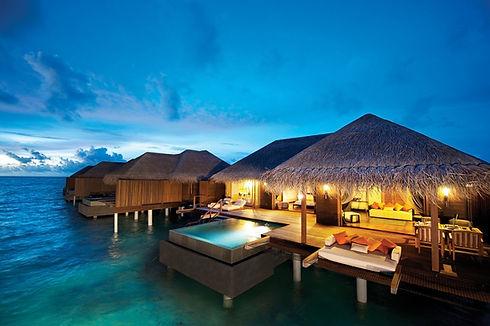 Ayada Maldives SUNSET OCEAN SUITE