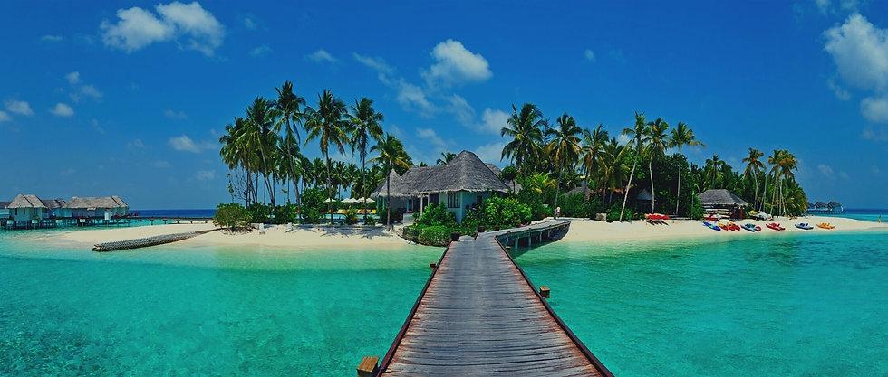 Island Vacations Header