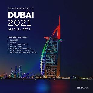 Experience it Dubai 2021